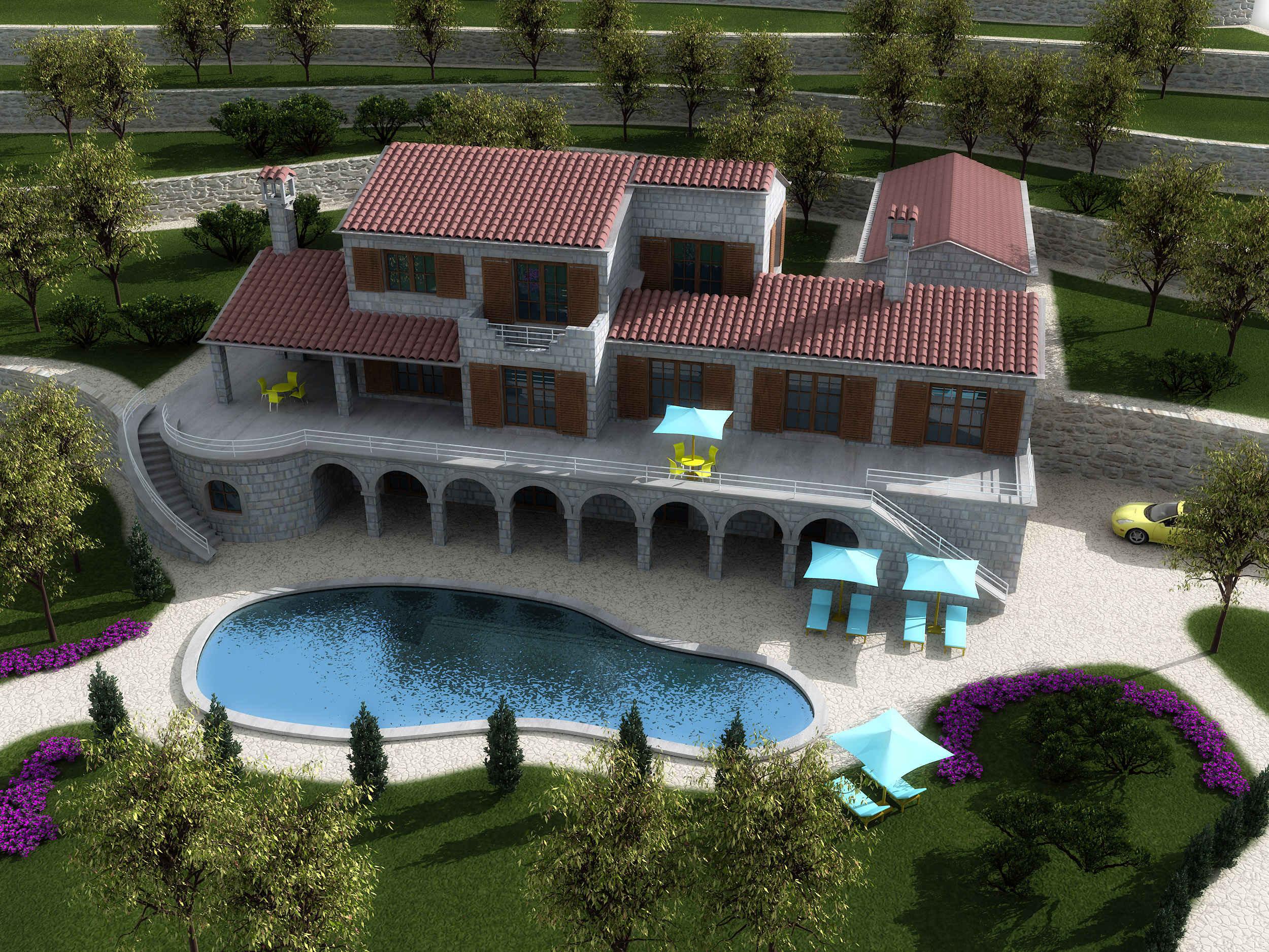 Villa Montenegro 2 | Dender Architects