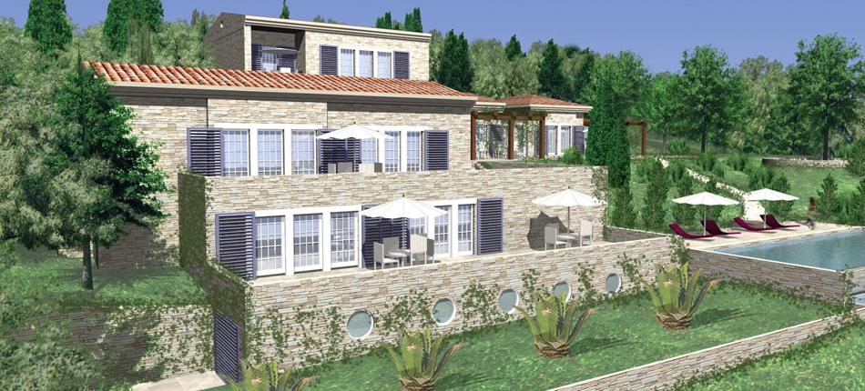 Villa Montenegro 1
